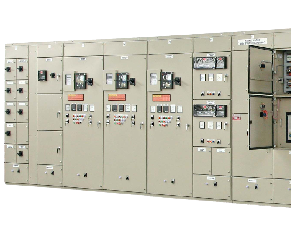 Motor Control Centre Mcc Ua Switchgear Low Voltage